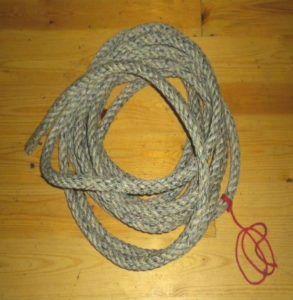Cuerda tira especial, Esta cuerda es especial pues no hace vejigas en las manos sobre todo de los niños, es muy cara